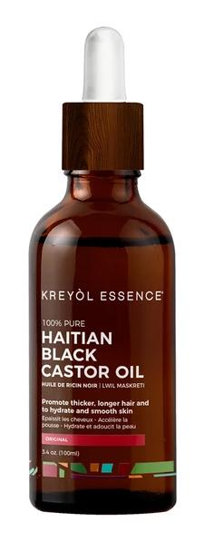 Kreyol Essence - Haitian Black Castor Oil