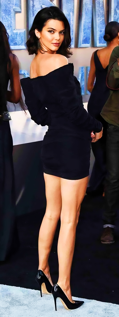 Kendall Jenner Short Bodycon Dress