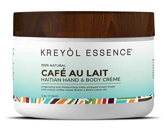Kreyol Essence Cafe Au Lait Body Cream