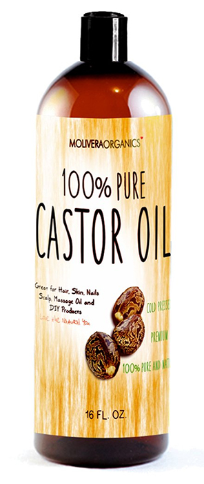 Molivera Organics Castor Oil