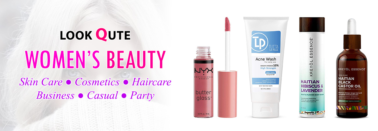 Look Qute - Beauty Products