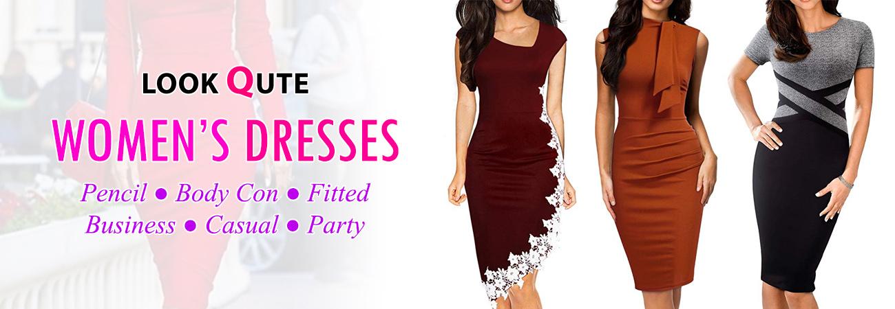 Look Qute - Dresses