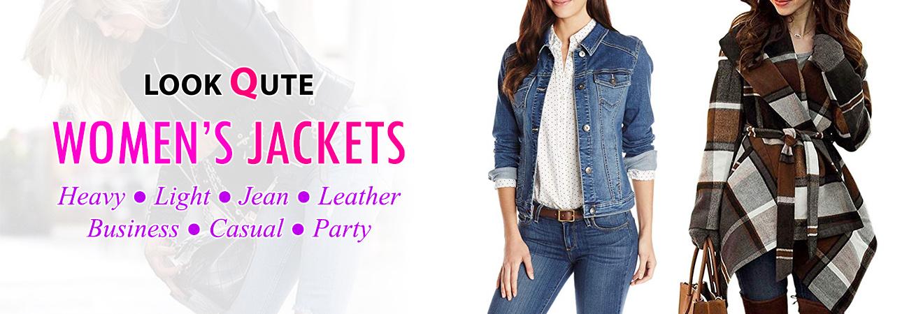 Look Qute - Women's Jackets