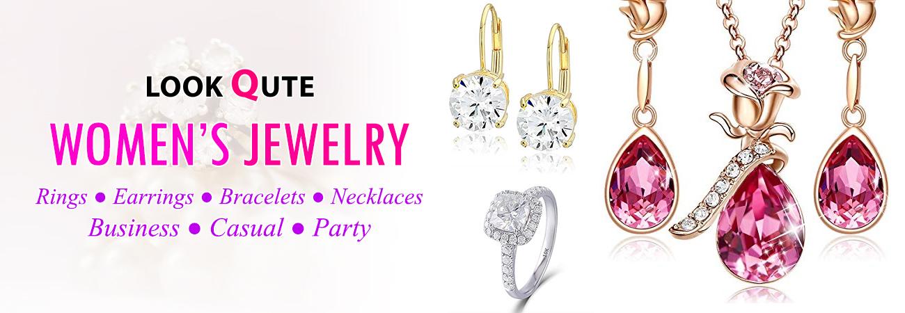 Look Qute - Women's Jewelry