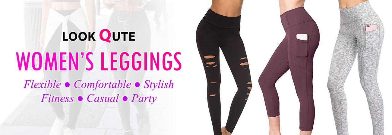 Look Qute - Women's Leggings
