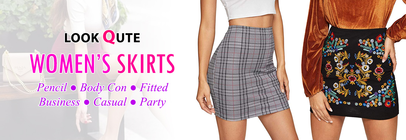 Look Qute - Skirts
