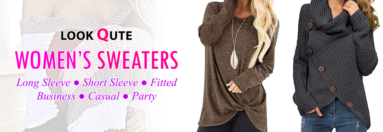 Look Qute - Sweaters