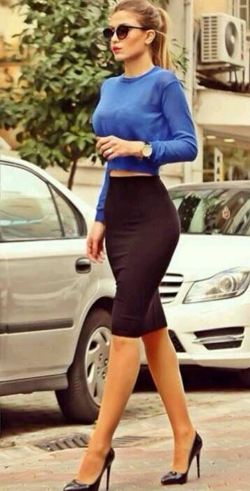 Beautiful Professional Outfit for Women