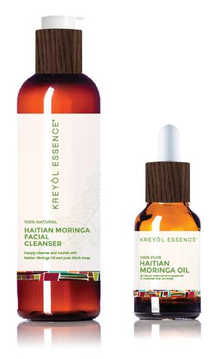 Haitian Moringa Oil For Skin