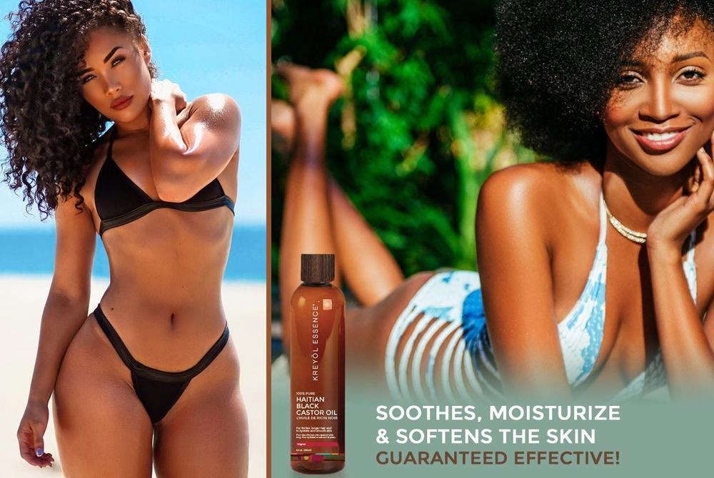 Shark Tank - Kreyol Essence Haitian Black Castor Oil & Skin Care Products