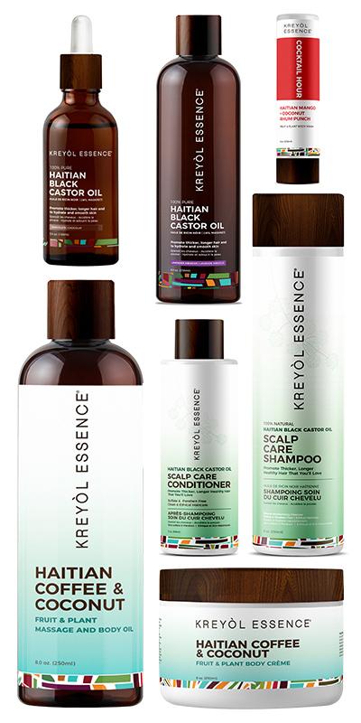 Kreyol Essence Products